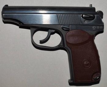 Гражданское короткоствольное оружие в России, часть 1