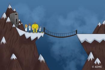 Загадка о мосте и зомби, которая проверит ваше умение быстро ориентироваться в экстренных ситуациях