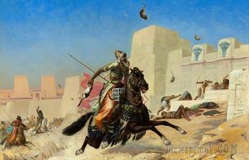 Как персы победили египтян, бросая в них кошек: Легендарная битва при Пелузии