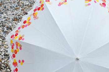 Декорируем зонт своими руками