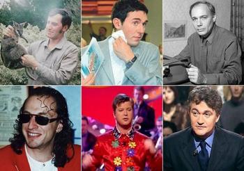 Ах, молодость! Фото известных телеведущих на заре успешной карьеры