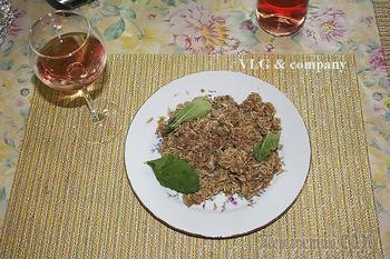 Бириани (видео рецепт)