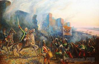 Почему в Европе Суворова прозвали «глотка» и другие факты о великом полководце