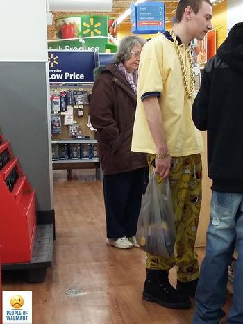 Тотальное безумие или ненормальные покупатели американских супермаркетов
