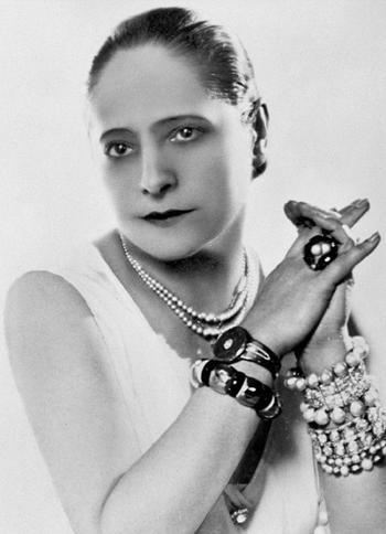 Элена Рубинштейн - косметолог, которая научила женщин быть красивыми