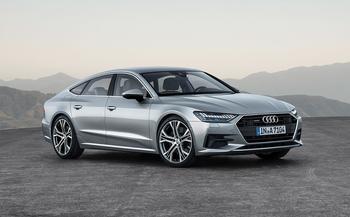Audi A7 2018 – 2 генерация премиального хэтчбека