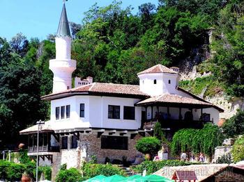 Болгарское побережье Черного моря 8. Балчик. Летний дворец румынской королевы Марии