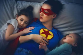 Что нельзя говорить уставшей маме