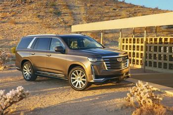 Cadillac Escalade 2021 — новый внедорожник класса люкс с дизельным ДВС