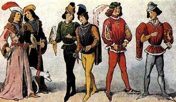 Как нелепая средневековая мода отправляла мужчина на тот свет