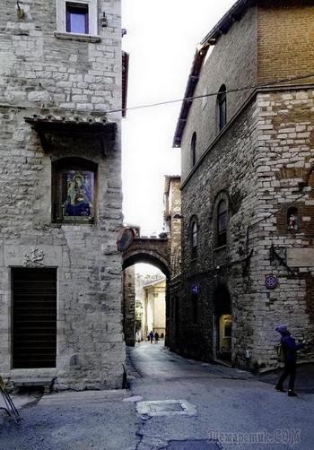 Италия. Умбрия. Perugia