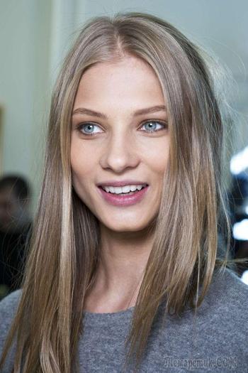 Красивый пепельно-русый цвет волос — Секреты окрашивания 2017