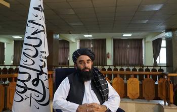 Представитель талибов: мы ведем переговоры с РФ о признании нашего правительства