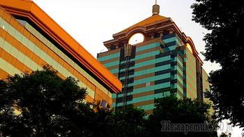 Китай 2018. 47. Пекин. По Чанъаньцзе (Проспект вечного мира), главный бульвар города
