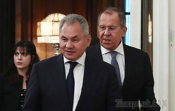"""Лавров ответил на призыв Пентагона к России вести себя как """"нормальная страна"""""""