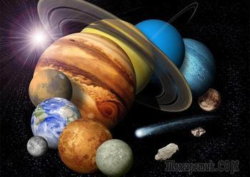 О погоде на планетах Солнечной системы