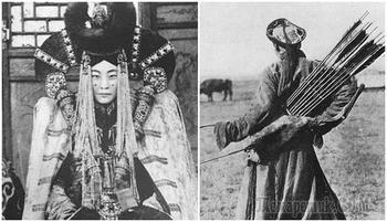 Как закончился род Чингисхана: Трагическая история последней королевы Монголии
