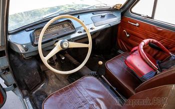 ЗАЗ‑966: история любимой машины наших дедов