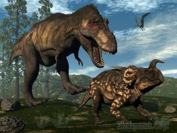 Ошибочные представления о динозаврах