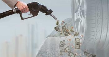 Как снизить расход топлива автомобиля при помощи шин и ухода за ними