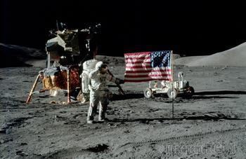 Американцы на Луне: стоит ли сомневаться дальше