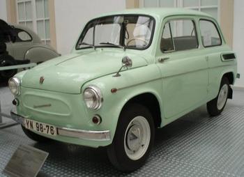 10 советских автомобилей, которые сложно отличить от иностранных моделей