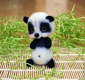 Валяем панду
