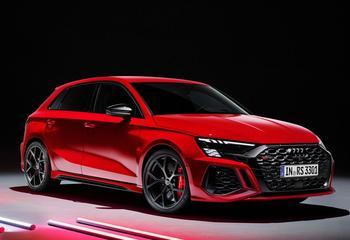 Audi RS3 2022: «заряженный» немец с внушительным потенциалом