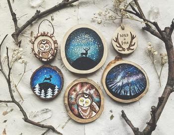Поделки и вещи из дерева