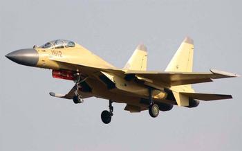 Помехи и ракеты, самолёт радиоэлектронной борьбы Shenyang J-16D (Китай)