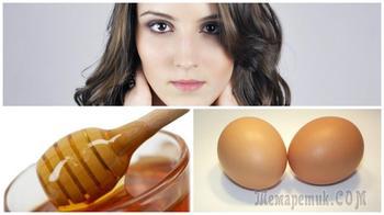 Какие действия оказывают яйца для волос