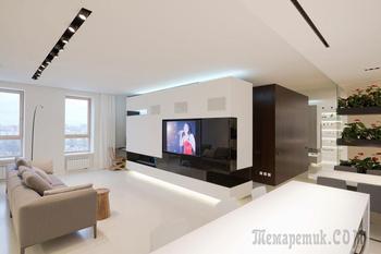 Эксклюзивная квартира в ЖК Велтон Парк в Москве