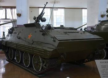 Type 63, китайский взгляд на бронетранспортёры