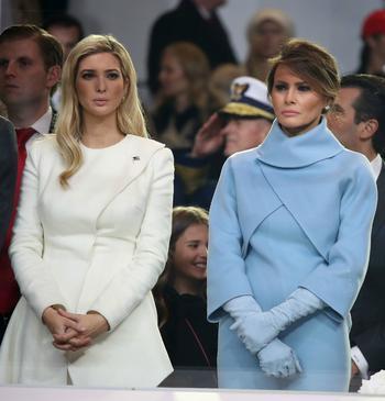 Мелания и Иванка Трамп поссорились