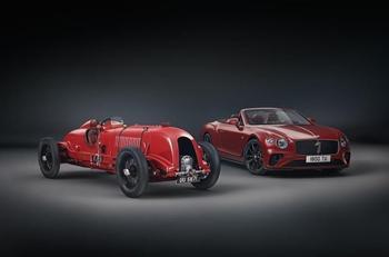 Вспоминаем знаковые модели Bentley