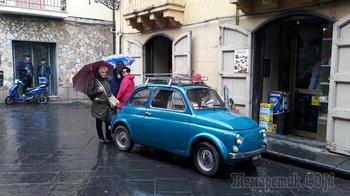 Сицилия 08. Вокруг Этны – город Рандаццо
