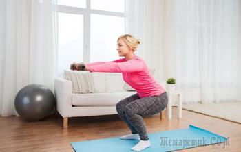 Самые необходимые упражнения для похудения дома с дополнительным весом