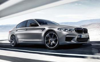 "BMW M5 Competition 2018 – более ""злой"", чем БМВ М5"