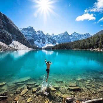 Бонжур Канада (Стих)