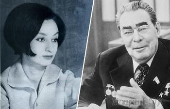 Запретный роман племянницы Брежнева