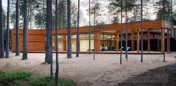 Частный спа-комплекс в Ленинградской области
