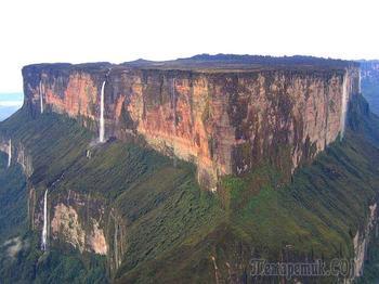 Гора Рорайма, Венесуэла – мир загадок