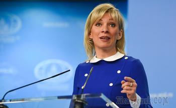 Захарова объяснила решение Волкова возобновить протесты в России инструктажем НАТО