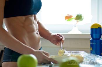 Питание после тренировки для сжигания жира и набора массы тела