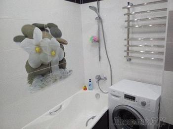 Моя ванная комната: санузел с 10 углами