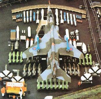 Совместные послевоенные европейские проекты боевых самолётов