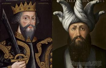 Как Саладин захватил Иерусалим