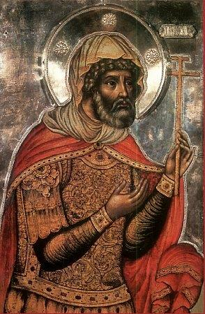 Мученик Лонгин Сотник, Каппадокийский