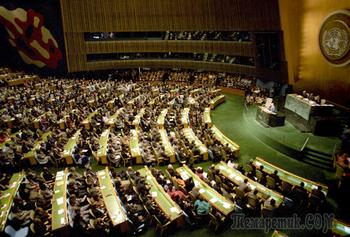 Моряки в довесок: Генассамблея ООН приняла резолюцию Украины