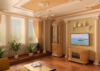 7 ошибок в использовании лепнины, которые делают квартиру похожей на советскую сталинку